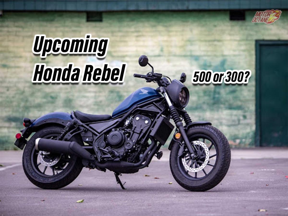 Honda Rebel Next Bigwing Bike For India