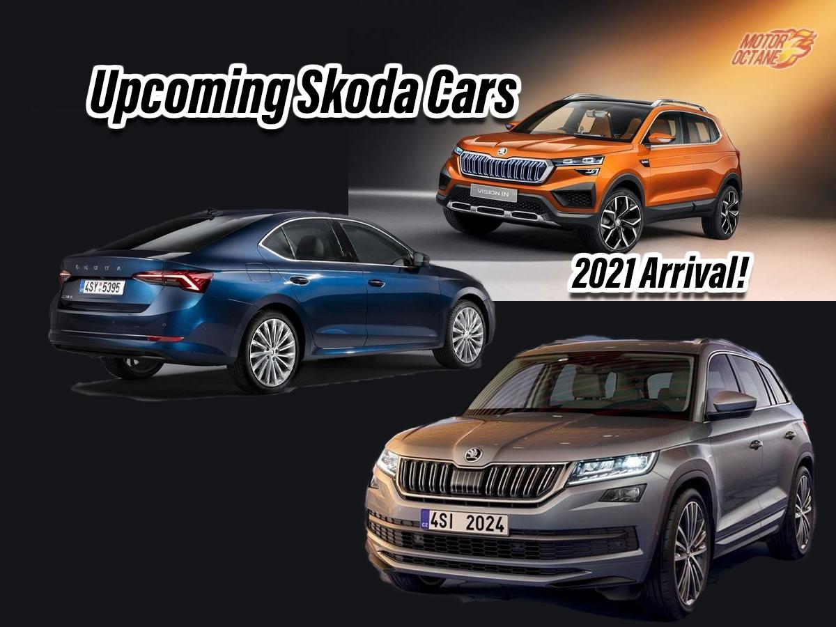 Upcoming Skoda Cars For 2021 In India