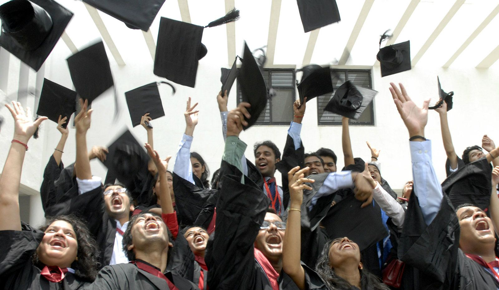 Less Than Half of Indias New MBA Graduates Are Getting Jobs