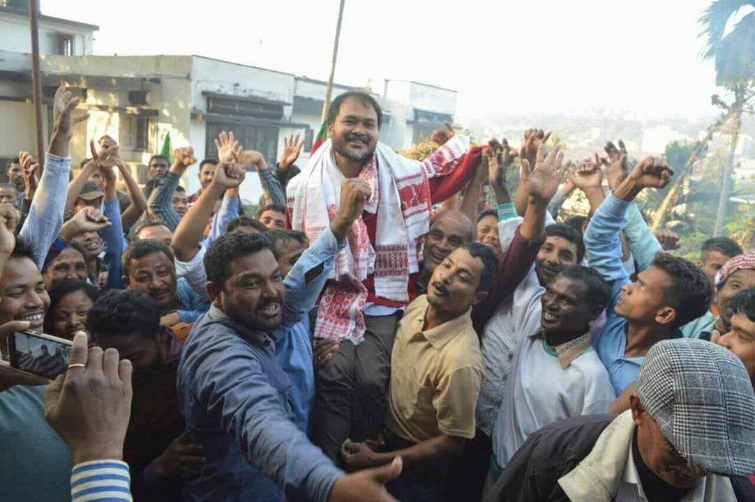 Assam Activist Akhil Gogoi Released By NIA Court In UAPA Case