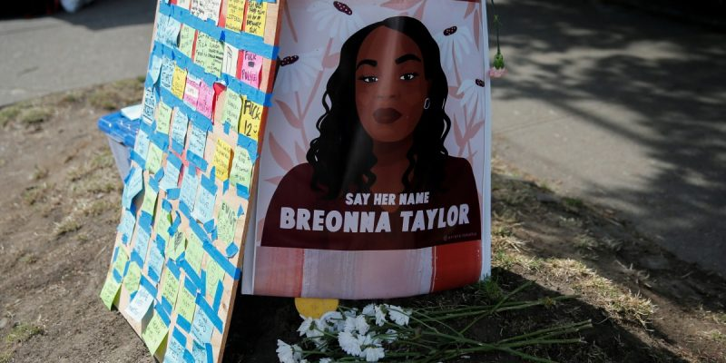 Us Police Detective Fired Over Fatal Shooting Of Breonna Taylor
