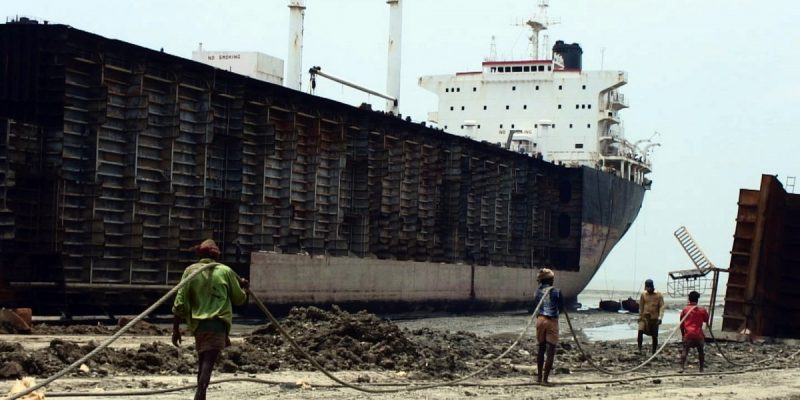 The Ship Recycling Industry Must Move Towards a Sustainable Future