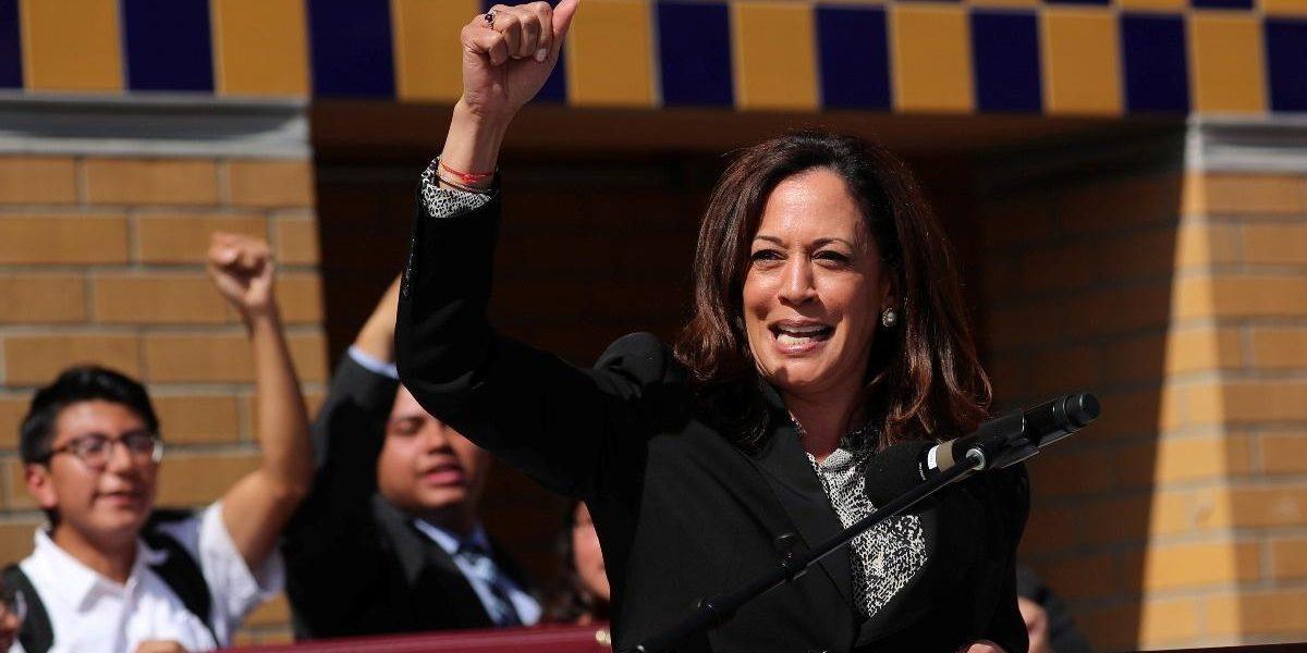 Biden Picks Kamala Harris First Black Woman Indian American With Serious Shot At Vice Presidency