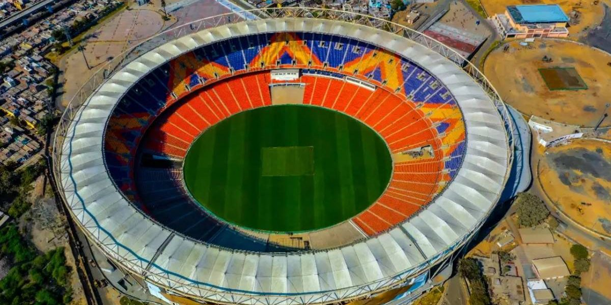 Sardar Patel Cricket Stadium in Ahmedabad Renamed After Narendra Modi