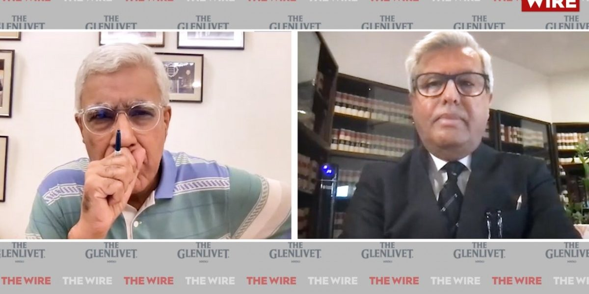 Watch |  SC Made Remarkable Intervention in Lakhimpur Case, CJI Ramana Leading from Front